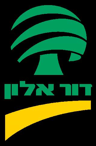 דור אלון אנרגיה בישראל